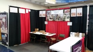 Homeshow booth 2015