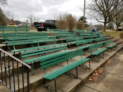 Little League Benches